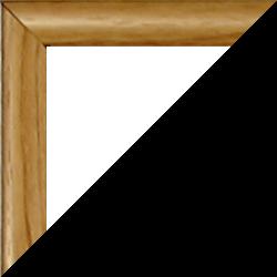 Individueller Bilderrahmen Sonderformat Modell Easy Buche