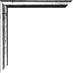 Individueller Bilderrahmen Sonderformat Modell Easy Silber antik