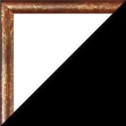 Individueller Bilderrahmen Sonderformat Modell Easy Terra Gold