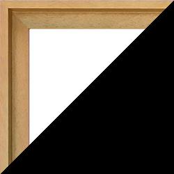 Individueller Bilderrahmen Modell Lyon Farbe Buche