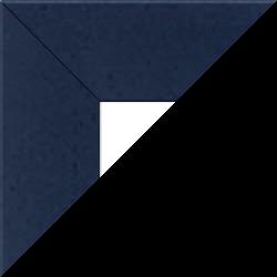 Individueller Billderrahmen Modell Oslo Farbe Dunkelblau gewischt nach Maß im Onlineshop bestellen
