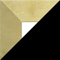 Individueller Billderrahmen Modell Oslo Farbe Gold Antik nach Maß im Onlineshop bestellen