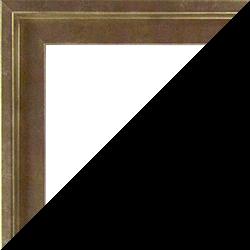 Individueller Bilderrahmen Modell Lyon Farbe Gold Antik