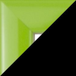 Individueller Bilderrahmen Modell Orlando Farbe Hellgrün