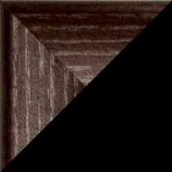 Individueller Bilderrahmen Sonderformat Modell Pisa Mokka