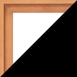 Individueller Bilderrahmen Modell Madeira Farbe Terracotta