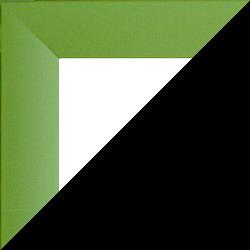 Individueller Bilderrahmen Modell Pisa Grün