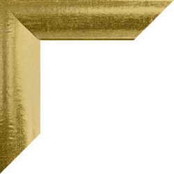 Individueller Bilderrahmen Modell Goldglanz Vintage