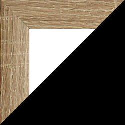 Individueller Bilderrahmen Modell Pisa Sonoma Eiche
