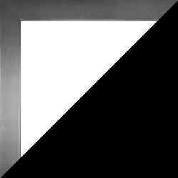 Massivholz Foto-Rahmen Stralsund Sonderformat Platin