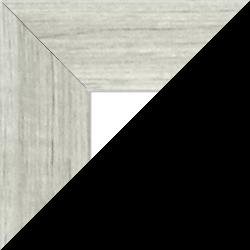 Individueller Billderrahmen Modell Oslo Farbe Pinie Dekor nach Maß im Onlineshop bestellen
