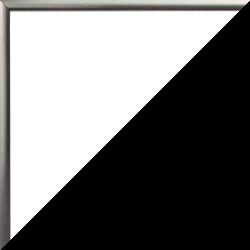 Individueller Bilderrahmen Modell Kingston Farbe Metall