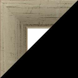 Individueller Bilderrahmen Sonderformat Modell Pisa Metallglanz