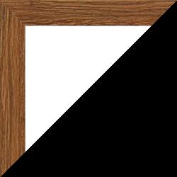 Individueller Bilderrahmen Modell Monaco Farbe Sumpfeiche