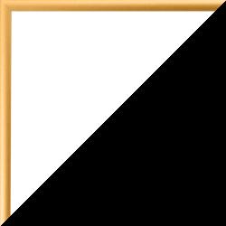 Individueller Bilderrahmen Modell Ottawa Farbe Rotgold