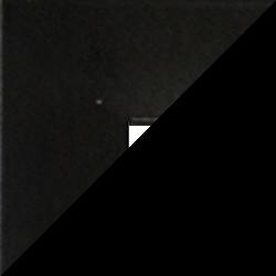 Individueller Bilderrahmen Modell Monaco Farbe Schwarz Hochglanz