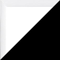 Individueller Bilderrahmen Modell Kingston Farbe Weiß