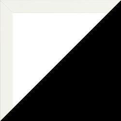Individueller Bilderrahmen Modell Malena Weiß Matt