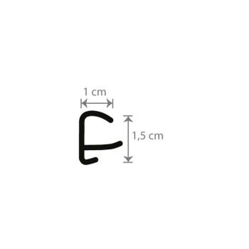 Individueller Bilderrahmen Sondermaß Modell Easy Querschnitt