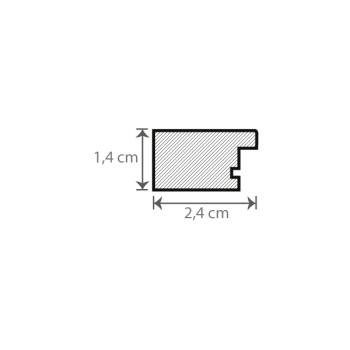 Individueller Bilderrahmen Sondermaße Modell Stralsund