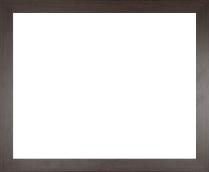 Individueller Billderrahmen Modell Oslo Farbe Eiche dunkel nach Maß im Onlineshop bestellen