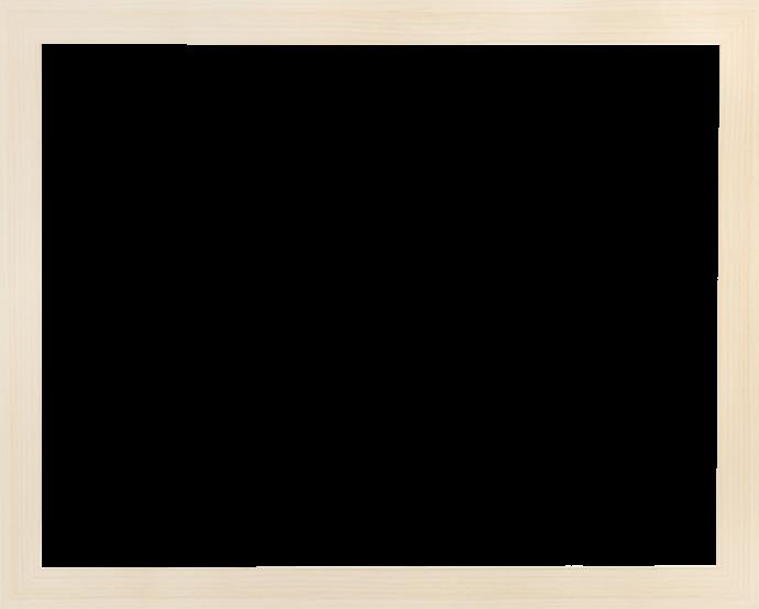 Individueller Bilderrahmen Modell Monaco Farbe Ahorn