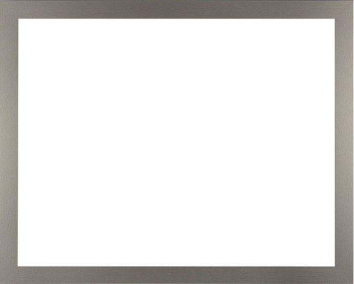 Individueller Bilderrahmen Modell Monaco Farbe Anthrazit