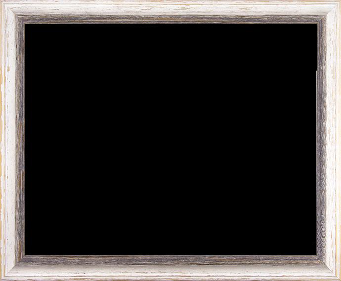 Individueller Bilderrahmen Modell Amalfi Farbe Beige Vintage Grau