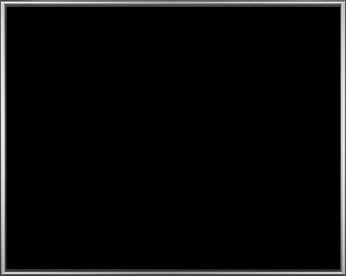 Individueller MDF Bilderrahmen Modell Montreal, Farbe Silber